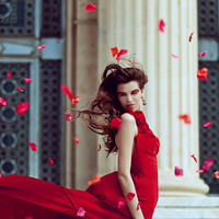 Should The Bride Wear A Red Wedding Gown