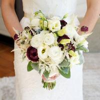 Lindsay's Bridal Bouquet