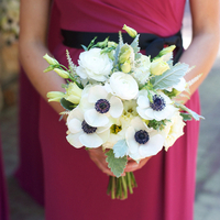 Lindsay's Bridesmaid Bouquets