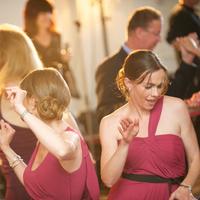 Lindsay's Bridesmaids Dancing