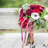 Shana's Bride Bouquet