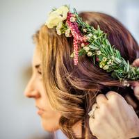 Shana's Floral Crown