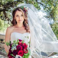 Shana's Bridal Look
