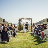 Shana and Ben's Ceremony