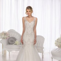 Let Essense Of Australia wedding dresses offer you memorable wedding!