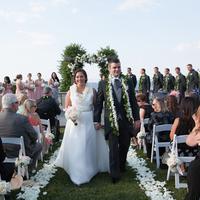 Stephanie and Shaun's Ceremony