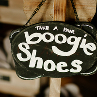 Boogie Shoes!