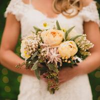 Modern Romantic Bouquet