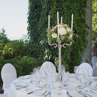 Reception on the Garden Terrace