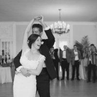 Kayla and Matt's First Dance