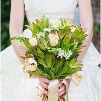 Modern Eco-Friendly Bouquet