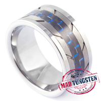 Black #tungsten #rings for #halloweenday