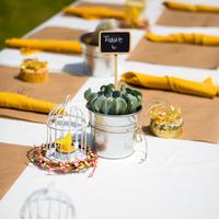 DIY Summer Tablescape