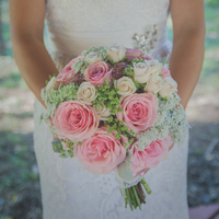 Shabby Chic Bride Bouquet