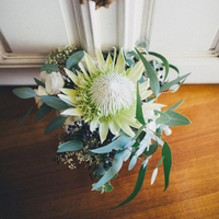 Janke's Bridal Bouquet