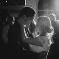 Janke and Mitchell's First Dance