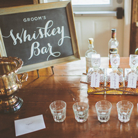 Groom's Whiskey Bar