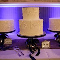 Classic Cake Table