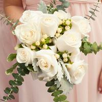 Linda's Bridesmaids' Bouquets