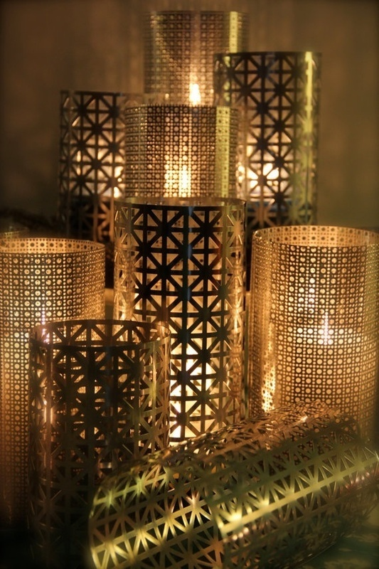 Diy candle luminary centerpieces project wedding