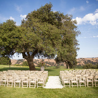 Vineyard Ceremony Backdrop