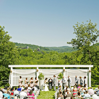 Mansion Lawn Ceremony
