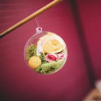 Miniature Globe Vases