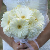 Sara's Bridal Bouquet