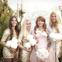 Nicole and Her 'Maids