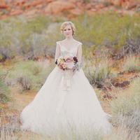 Alexa's Bridal Look