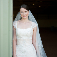 Kirsty's Bridal Look