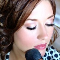Glam Pink Wedding Makeup
