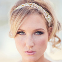 Blonde Bridal Beauty
