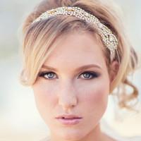 Blonde Bridal Beauty