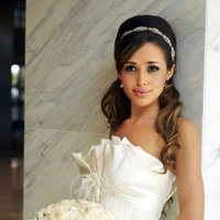 Gorgeous Glam Bride
