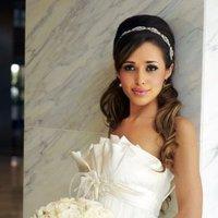 Gorgeous Glam Bride