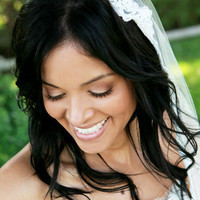 Natural West Coast Bride