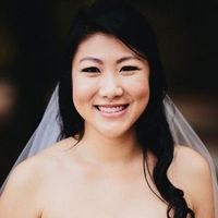 Clean and Simple Wedding Makeup
