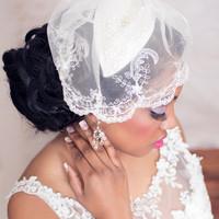 Glamorous Classic Bride