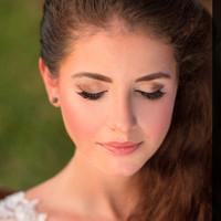 Blushing Spring Bride