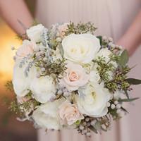 Vintage Style Winter Bouquet