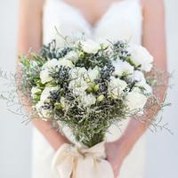 Ivory Winter Bouquet
