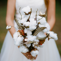 Organic Cotton Winter Bouquet