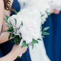 Kimberly's Bridesmaids' Bouquets