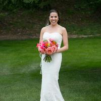 Julia's Bridal Look