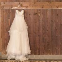 Liz's Bridal Gown