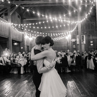 Liz and Ryan's First Dance