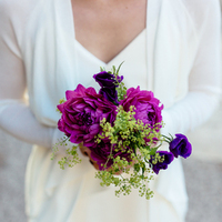 Taia's Bridal Bouquet