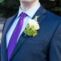 Taylor's Boutonniere