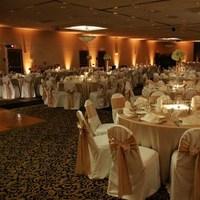 Burgendy, Blush, and Gold fall wedding